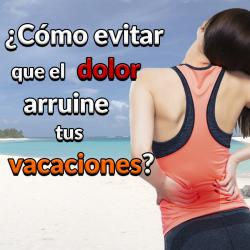 evitar que los problemas de salud arruinen tus vacaciones