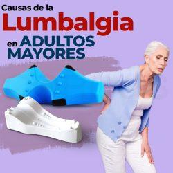 Causas de la lumbalgia en adultos mayores